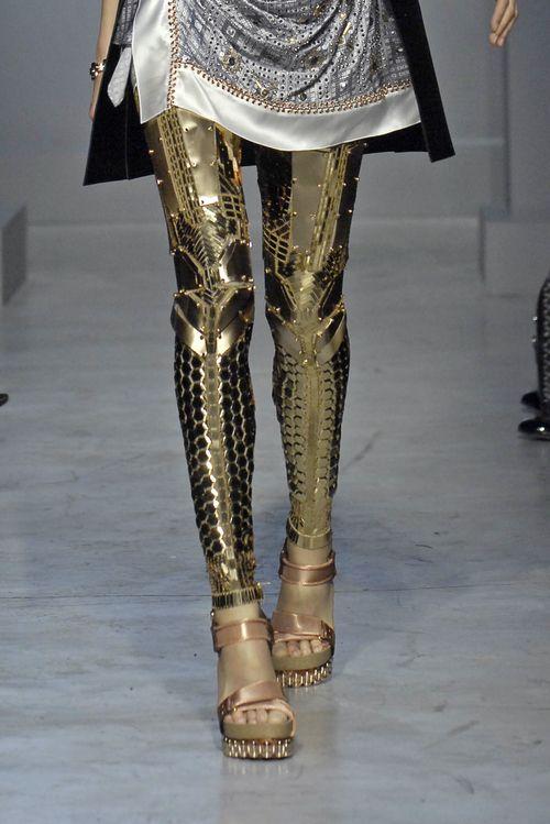 fashion shot of legs