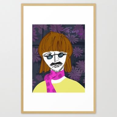 original art - framed
