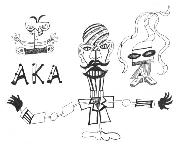 Lindsey Baker sketches