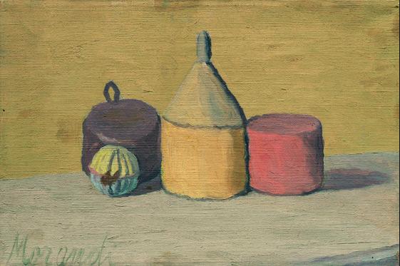 Still Life By Morandi 1