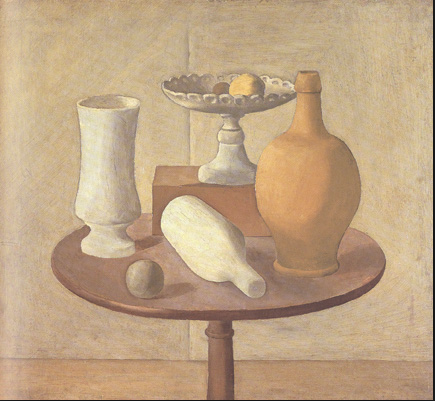 Still life by Morandi